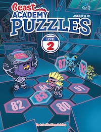 Beast Academy Puzzles 2